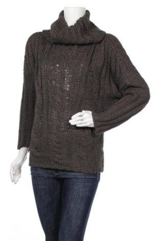 Γυναικείο πουλόβερ Passport, Μέγεθος M, Χρώμα Καφέ, 65%ακρυλικό, 25% μαλλί, 10% μαλλί από αλπακά, Τιμή 9,74€