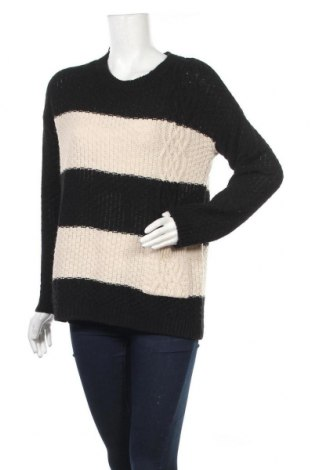 Дамски пуловер Peckott, Размер M, Цвят Черен, 70% акрил, 30% вълна, Цена 11,81лв.