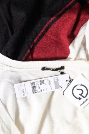 Дамски пуловер Sisley, Размер M, Цвят Многоцветен, 40% полиамид, 30% вълна, 30% вискоза, Цена 59,25лв.