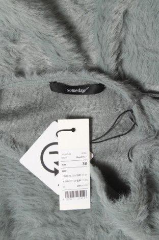 Дамски пуловер Someday., Размер M, Цвят Зелен, 54% полиамид, 46% полиакрил, Цена 81,75лв.