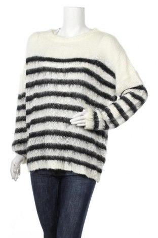 Дамски пуловер Springfield, Размер XL, Цвят Екрю, 100% акрил, Цена 51,75лв.