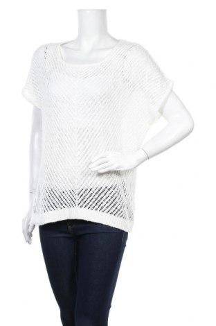 Γυναικείο πουλόβερ Sure, Μέγεθος L, Χρώμα Λευκό, Τιμή 13,25€
