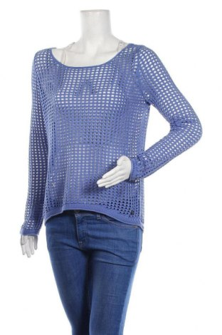 Дамски пуловер Tom Tailor, Размер S, Цвят Син, Цена 11,03лв.
