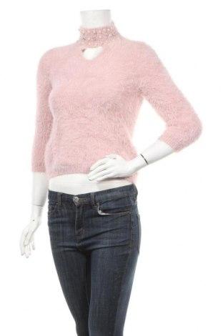 Дамски пуловер Trend, Размер M, Цвят Розов, Цена 24,94лв.