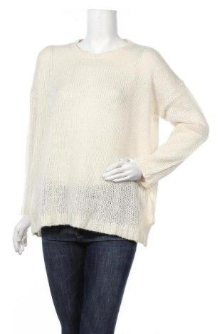 Γυναικείο πουλόβερ Venca, Μέγεθος L, Χρώμα Εκρού, 100%ακρυλικό, Τιμή 4,82€