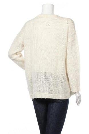 Дамски пуловер Venca, Размер L, Цвят Екрю, 100% акрил, Цена 39,00лв.