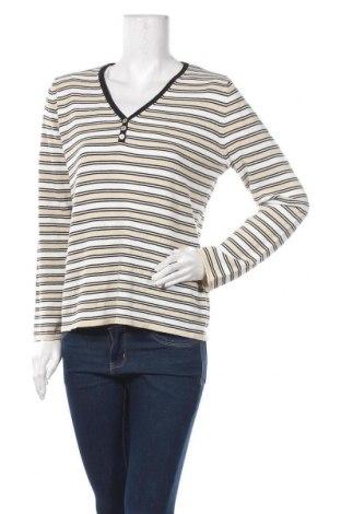 Γυναικείο πουλόβερ Via Appia, Μέγεθος L, Χρώμα Πολύχρωμο, 47% βαμβάκι, 33%ακρυλικό, 20% λινό, Τιμή 9,65€