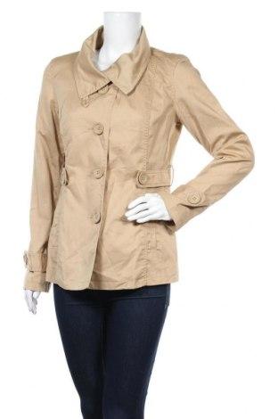Дамски шлифер ONLY, Размер M, Цвят Кафяв, 65% полиестер, 35% памук, Цена 12,08лв.