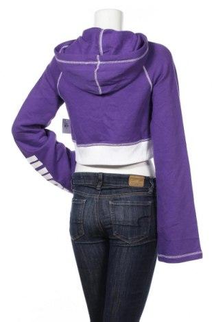 Дамски суичър Juicy Couture, Размер XS, Цвят Лилав, 60% памук, 40% полиестер, Цена 24,50лв.