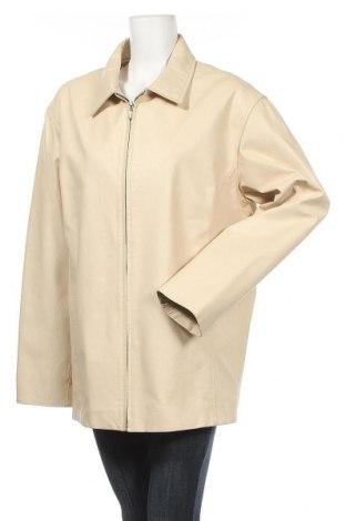 Γυναικείο δερμάτινο μπουφάν Mauritius, Μέγεθος XL, Χρώμα Εκρού, Γνήσιο δέρμα, Τιμή 38,58€