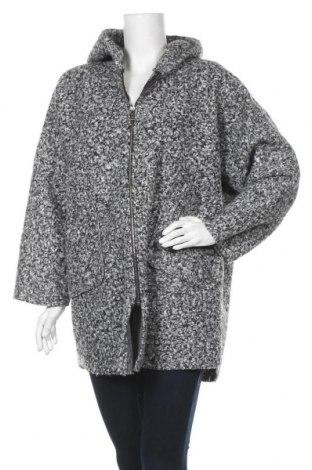 Дамско палто, Размер M, Цвят Сив, Цена 18,74лв.