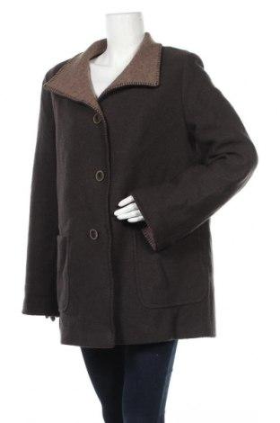 Дамско палто Basler, Размер L, Цвят Кафяв, Вълна, Цена 54,00лв.