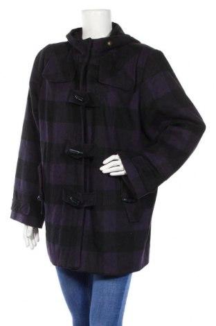 Дамско палто Buffalo David Bitton, Размер XXL, Цвят Лилав, 45% полиестер, 40% вълна, 15% вискоза, Цена 13,55лв.