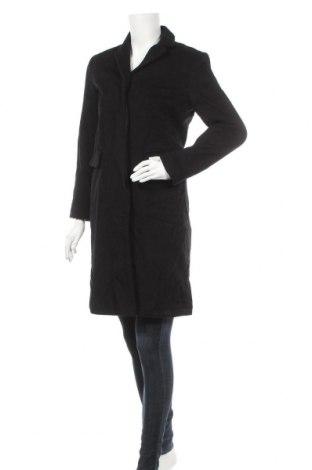 Γυναικείο παλτό Club Monaco, Μέγεθος S, Χρώμα Μαύρο, 60% μαλλί, 20% κασμίρι, 20% πολυαμίδη, Τιμή 32,86€