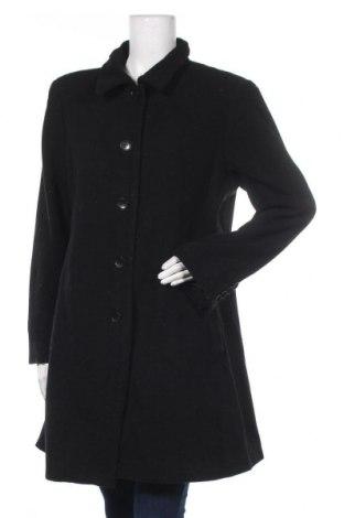 Дамско палто Herman Kay, Размер L, Цвят Черен, 78% вълна, 22% полиамид, Цена 38,59лв.