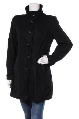 Дамско палто Jessica, Размер M, Цвят Черен, 55% вълна, 33% полиестер, 7% вискоза, 5% други тъкани, Цена 20,48лв.