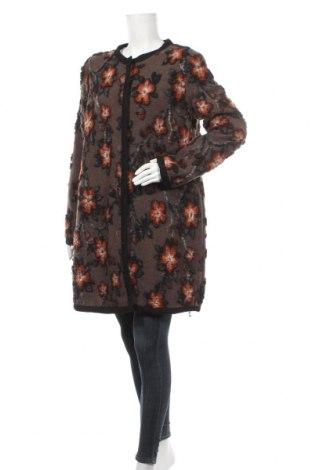 Дамско палто Le Phare De La Baleine, Размер M, Цвят Многоцветен, 80% вълна, 20% полиестер, Цена 153,12лв.
