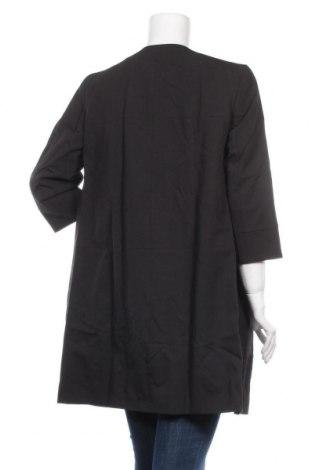 Дамско сако Nife, Размер M, Цвят Черен, 60% полиестер, 35% вискоза, 5% еластан, Цена 19,75лв.