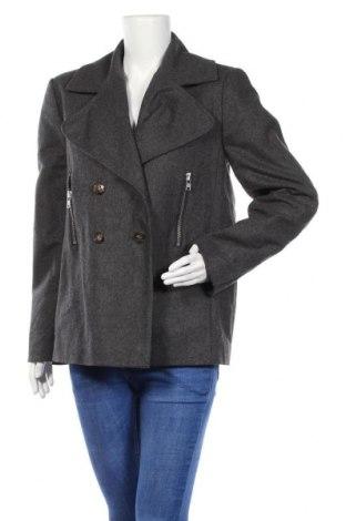 Γυναικείο παλτό Stella Nova, Μέγεθος M, Χρώμα Γκρί, Τιμή 75,29€
