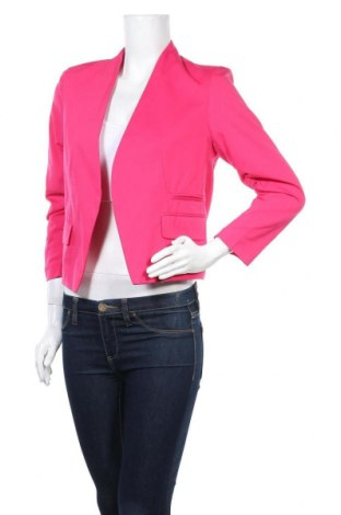 Дамско сако, Размер M, Цвят Розов, Цена 21,42лв.