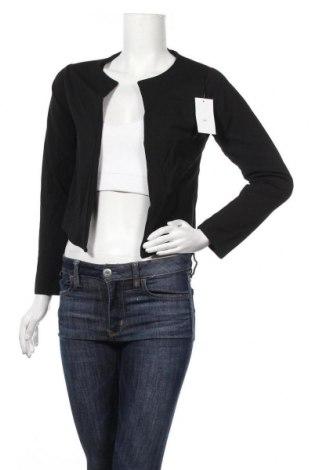 Дамско сако Alice & Charlotte, Размер S, Цвят Черен, 92% полиестер, 8% еластан, Цена 18,17лв.