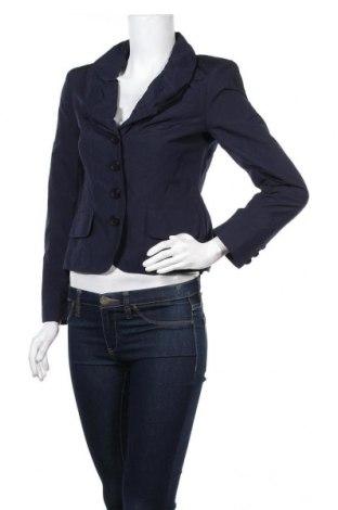 Γυναικείο σακάκι Ashley Brooke, Μέγεθος XS, Χρώμα Μπλέ, Τιμή 10,23€