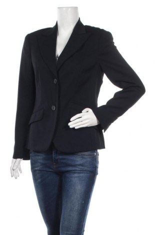 Дамско сако Bianca, Размер M, Цвят Син, Полиестер, Цена 9,14лв.