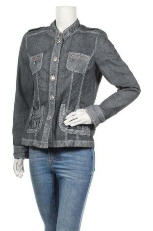 Дамско сако Bonita, Размер M, Цвят Сив, 98% памук, 2% еластан, Цена 24,57лв.