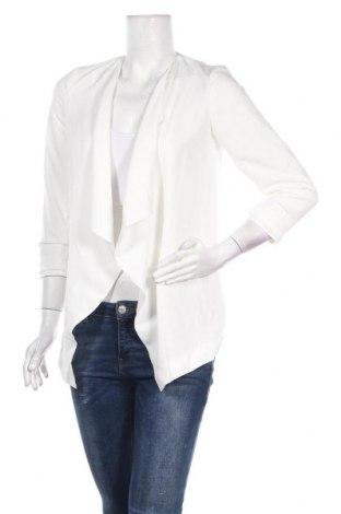 Γυναικείο σακάκι Dorothy Perkins, Μέγεθος XS, Χρώμα Λευκό, Πολυεστέρας, Τιμή 9,53€