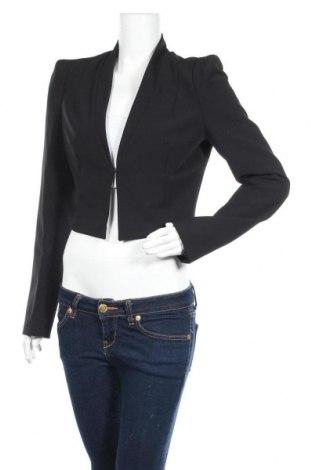 Γυναικείο σακάκι Gaudi, Μέγεθος L, Χρώμα Μαύρο, 94% πολυεστέρας, 6% ελαστάνη, Τιμή 30,80€