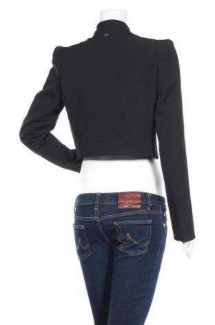 Γυναικείο σακάκι Gaudi, Μέγεθος L, Χρώμα Μαύρο, 94% πολυεστέρας, 6% ελαστάνη, Τιμή 24,64€