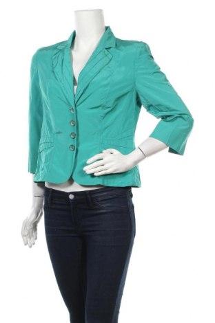 Дамско сако Gerry Weber, Размер M, Цвят Зелен, Цена 16,34лв.
