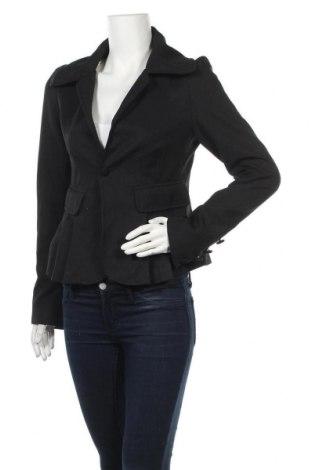 Дамско сако Gestuz, Размер M, Цвят Черен, Полиестер, Цена 32,24лв.