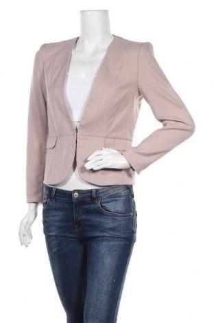 Дамско сако H&M, Размер M, Цвят Розов, 64% полиестер, 34% вискоза, 2% еластан, Цена 26,46лв.