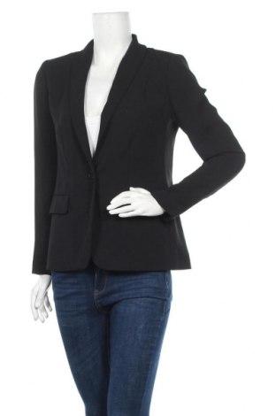 Дамско сако Hallhuber, Размер M, Цвят Черен, Полиестер, Цена 14,70лв.