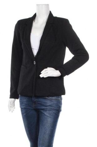 Дамско сако Jacqueline De Yong, Размер M, Цвят Черен, 89% полиестер, 8% вискоза, 3% еластан, Цена 43,50лв.