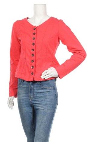 Дамско сако Kenny S., Размер M, Цвят Розов, 100% памук, Цена 8,82лв.