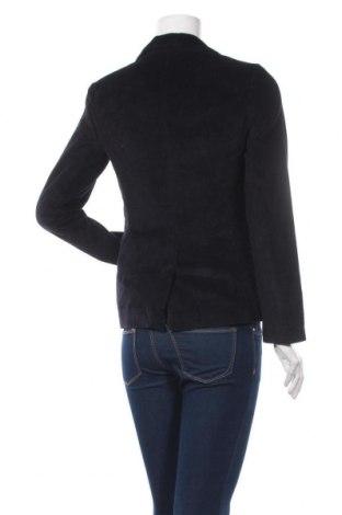 Дамско сако Mauvette, Размер S, Цвят Син, 87% памук, 10% вискоза, 3% лиосел, Цена 15,87лв.