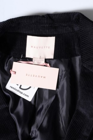 Дамско сако Mauvette, Размер M, Цвят Син, 87% памук, 10% вискоза, 3% лиосел, Цена 15,87лв.