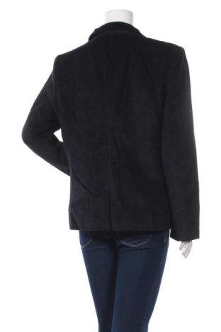 Дамско сако Mauvette, Размер XL, Цвят Син, 87% памук, 10% вискоза, 3% лиосел, Цена 20,70лв.