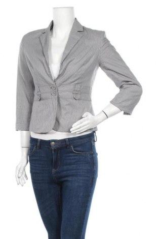 Дамско сако Orsay, Размер S, Цвят Сив, 55% лен, 45% памук, Цена 6,56лв.
