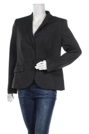 Дамско сако S.Oliver, Размер XL, Цвят Сив, Цена 11,76лв.