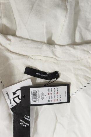 Дамско сако Vero Moda, Размер L, Цвят Екрю, 55% лен, 45% вискоза, Цена 35,28лв.