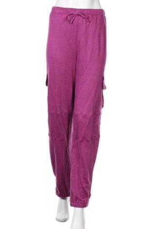 Γυναικείο αθλητικό παντελόνι Chacok, Μέγεθος L, Χρώμα Ρόζ , Τιμή 36,57€