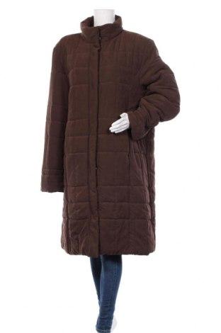 Дамско яке Encadee, Размер XXL, Цвят Кафяв, 100% полиестер, Цена 28,30лв.