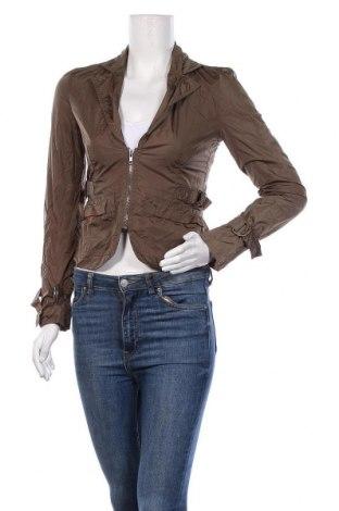 Γυναικείο μπουφάν Paola Frani, Μέγεθος S, Χρώμα Πράσινο, Τιμή 18,57€