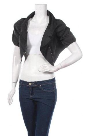 Дамско яке Pinko, Размер M, Цвят Черен, Полиестер, Цена 34,02лв.