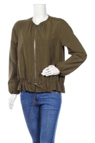 Дамско яке Zara, Размер S, Цвят Зелен, Цена 11,96лв.