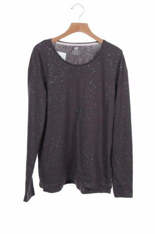 Παιδική μπλούζα H&M, Μέγεθος 15-18y/ 170-176 εκ., Χρώμα Γκρί, Βαμβάκι, Τιμή 4,32€