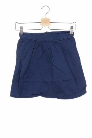 Παιδική φούστα Eleven Paris Little, Μέγεθος 11-12y/ 152-158 εκ., Χρώμα Μπλέ, Βαμβάκι, Τιμή 6,11€